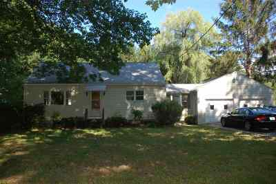 Madbury Single Family Home For Sale: 5 Mill Hill Road