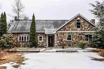 Epsom Single Family Home For Sale: 214 North Road