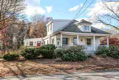 Salem Single Family Home For Sale: 84 S Policy Street