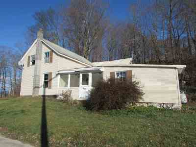 Leicester Single Family Home For Sale: 24 Bridle Path