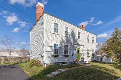 Portsmouth Single Family Home For Sale: 233 Dennett Street
