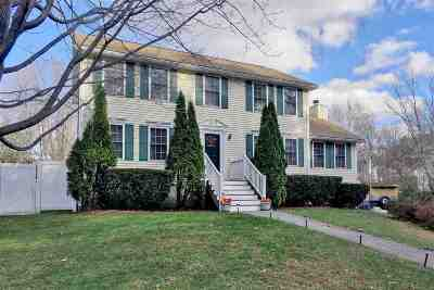 Hooksett Single Family Home Active Under Contract: 301 Londonderry Turnpike