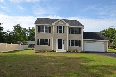Pembroke Single Family Home For Sale: 331 B North Pembroke Road