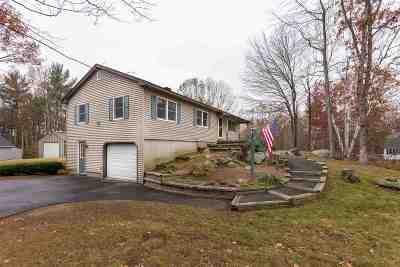Rochester Single Family Home Active Under Contract: 9 Darby Lane