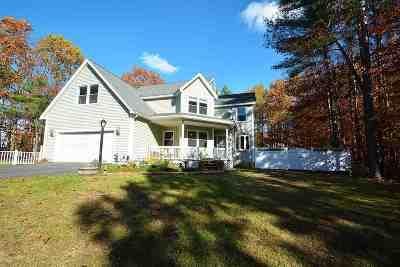 Madbury Single Family Home For Sale: 6 Freshet Road