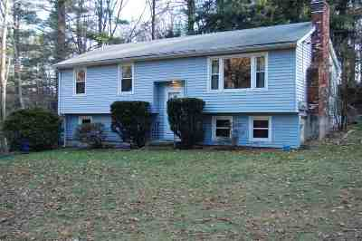 Londonderry Single Family Home For Sale: 236 High Range Road