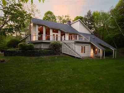 Stowe Single Family Home For Sale: 84 Birch Road