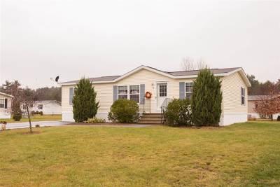 Epsom Single Family Home For Sale: 19 Elm Street
