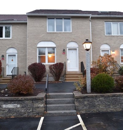 Goffstown Condo/Townhouse Active Under Contract: 14-3 Oakwood Circle
