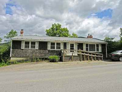 Danby Single Family Home For Sale: 1364 Main Street