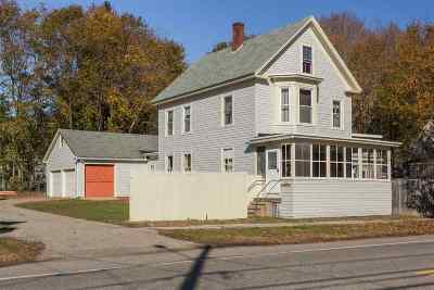 Rochester Single Family Home For Sale: 396 Portland Street