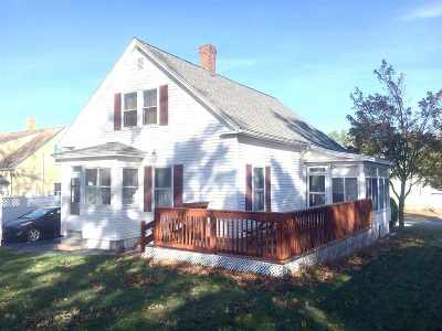 Manchester Single Family Home For Sale: 52 Roy Avenue