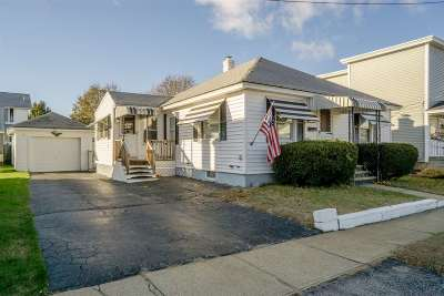 Manchester Single Family Home For Sale: 94 Belmont Street