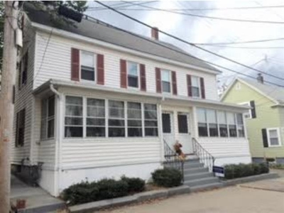 Nashua Multi Family Home For Sale: 14-18.5 Salem Street