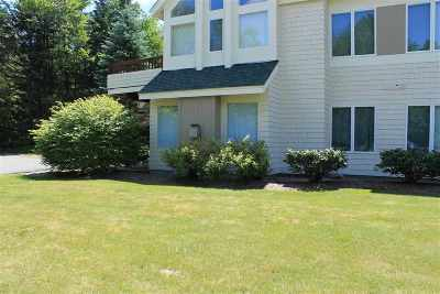 Waterville Valley Condo/Townhouse For Sale: 8 Forest Knoll Way #A4