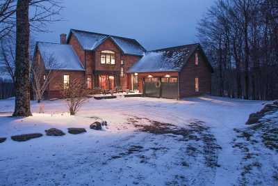 Stowe Single Family Home Active Under Contract: 19 Pond Lane