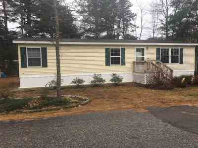 Amherst Single Family Home For Sale: 464 Boston Post Road #39
