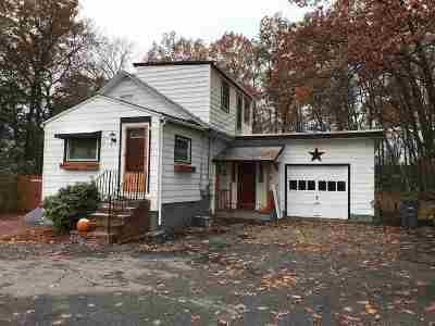 Hooksett Single Family Home For Sale: 58 Mammoth Road
