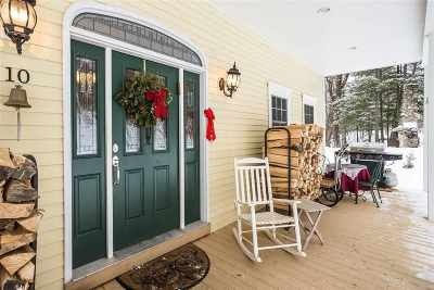 Woodstock Single Family Home For Sale: 10 Old Fairfield Road