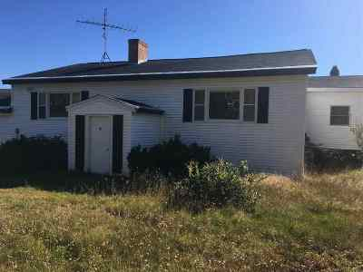Groton Single Family Home For Sale: 5491 Scott Highway