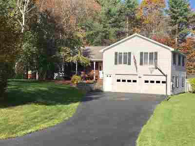 Windham Single Family Home Active Under Contract: 8 Telo Road