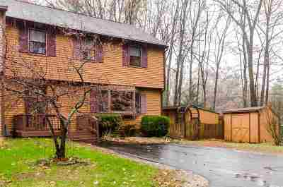 Hudson Single Family Home Active Under Contract: 67b Sullivan Road