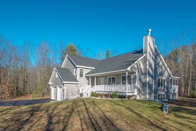 Conway Single Family Home Active Under Contract: 55 Swift Valley Road
