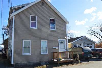 Nashua Multi Family Home For Sale: 34 Willow Street