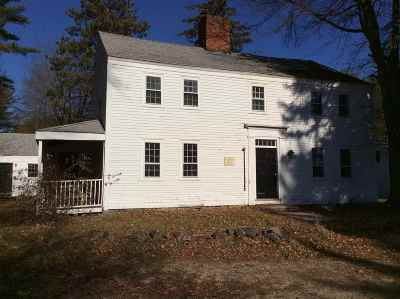 Seabrook Single Family Home For Sale: 55 Centennial Street