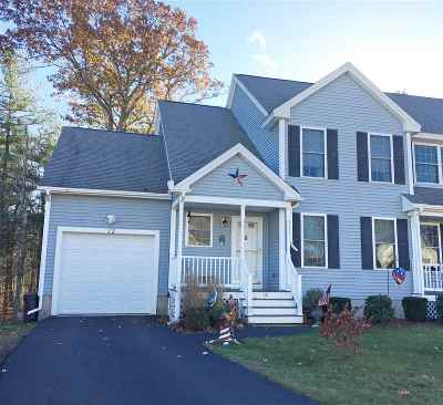 Seabrook Single Family Home For Sale: 12 Jean Drive