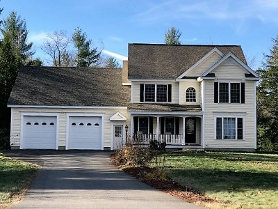 Epsom Single Family Home Active Under Contract: 119 Copperline Drive