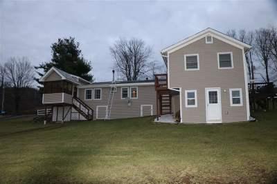 Monkton Single Family Home For Sale: 934 Davis Road