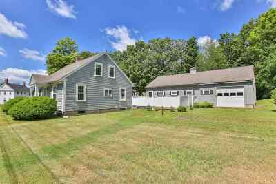 North Hampton Single Family Home Active Under Contract: 10 Elm Road