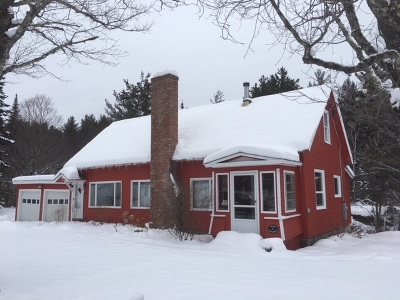 Groton Single Family Home Active Under Contract: 1080 Seyon Pond Road