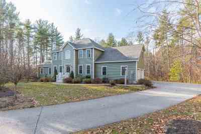 Dover Single Family Home Active Under Contract: 61 Boxwood Lane
