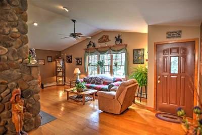 Loudon Single Family Home For Sale: 205 Bee Hole Road