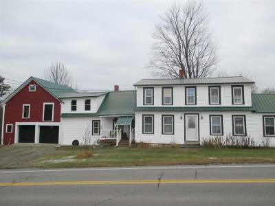 Sugar Hill Single Family Home For Sale: 1106 Route 117
