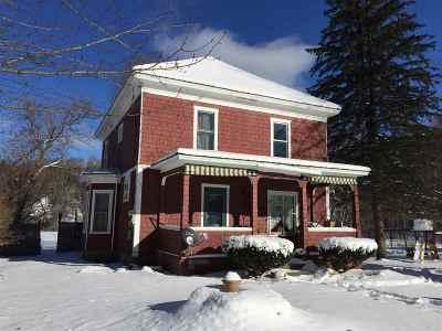 Cambridge Single Family Home For Sale: 119 School Street