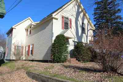Single Family Home Sold: 6 Preble Street