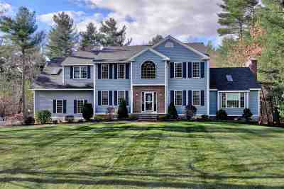Windham Single Family Home Active Under Contract: 4 Newfound Road