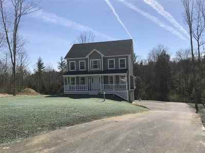 Barrington Single Family Home Active Under Contract: Lot 40 Breezy Way (The Village Place) #Lot 40