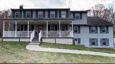 Derry Single Family Home Active Under Contract: 7 Carberry Drive