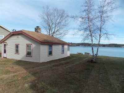 Belknap County Single Family Home Active Under Contract: 64 Paugus Park Road