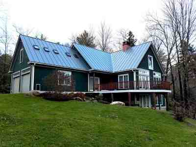 Stowe Single Family Home Active Under Contract: 686 Cottage Club Road