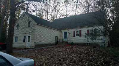 Hillsborough Multi Family Home Active Under Contract: 31 Woodlawn Avenue
