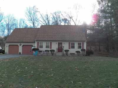 Auburn Single Family Home Active Under Contract: 455 Hooksett Road