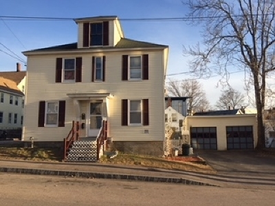 Manchester Multi Family Home For Sale: 17 Dutton Street