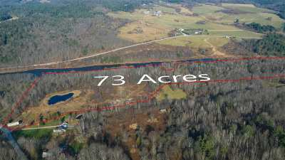 Franklin County Residential Lots & Land For Sale: Lot 3 Georgia Mountain Road #Lot 3
