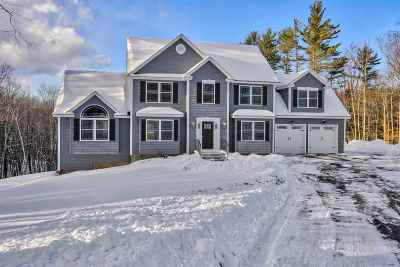 New Boston Single Family Home Active Under Contract: 13 McCurdy Road