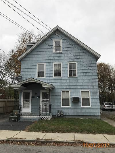 Nashua Multi Family Home For Sale: 20 Linden Street